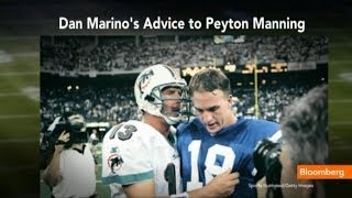 NFLend Dan Marino's Take on Peyton Manning