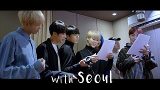 Download Lagu With Seoul by BTS Gratis STAFABAND