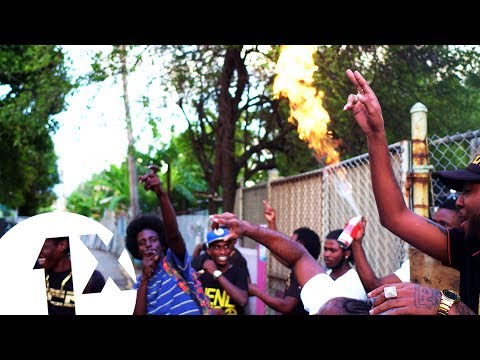 1Xtra in Jamaica - Frenz For Real Street Freestyle thumbnail