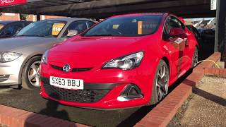 Closer Look: Vauxhall Astra VXR