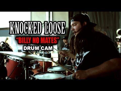 Knocked Loose | Billy No Mates | Drum Cam (LIVE) thumbnail