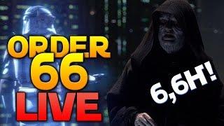 EXECUTE ORDER 66! - 6,6 Hour Battlefront Livestream