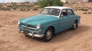 Two-tone 1962 Volvo Amazon for sale