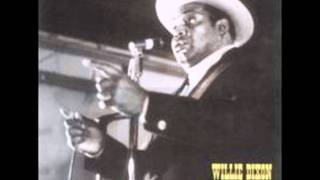 Watch Willie Dixon I Just Want To Make Love To You video