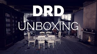 DRD Shadow Box UNBOXING February and the BONUS gift