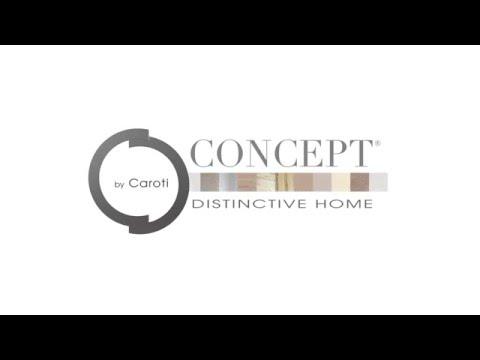 Concept by Caroti - 1 design. Oltre 1000 abbinamenti. Crea il tuo stile!
