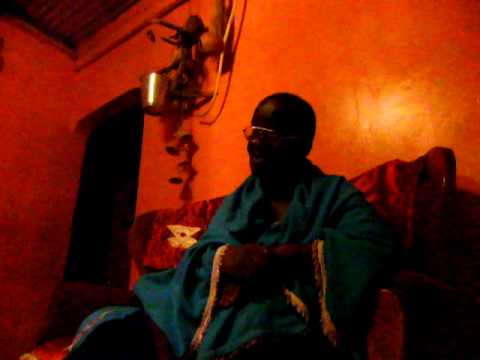 "1. ""2012 message from Credo Mutwa""... we should try create a road of peace through this darkness"
