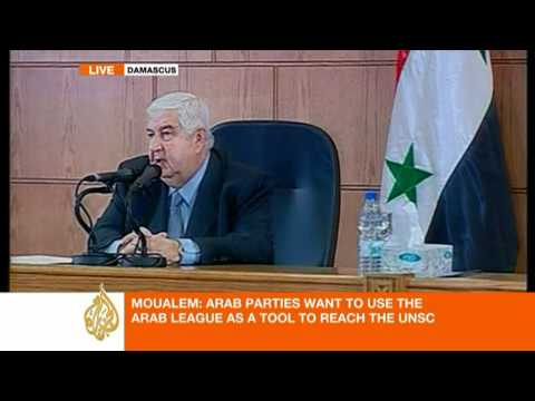 Syrian FM Walid al-Moualem's press conference [Part 2]