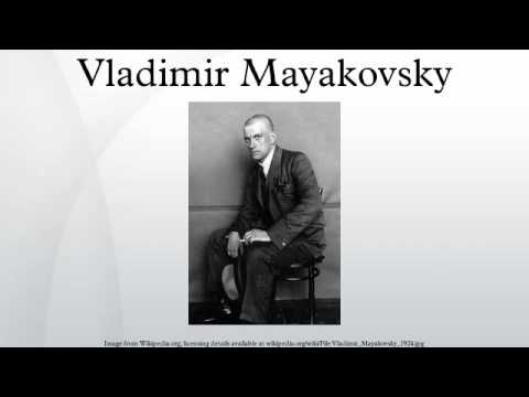 Billy Bragg - Talking With The Taxman About Poetry - Vladimir Mayakovsky (1926)