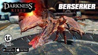 Darkness Rises Tiếng Việt - Trải Nghiệm Game Mới Ra Mắt | Class: Berserker