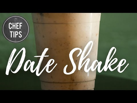 Date Shake - Facts about Dates