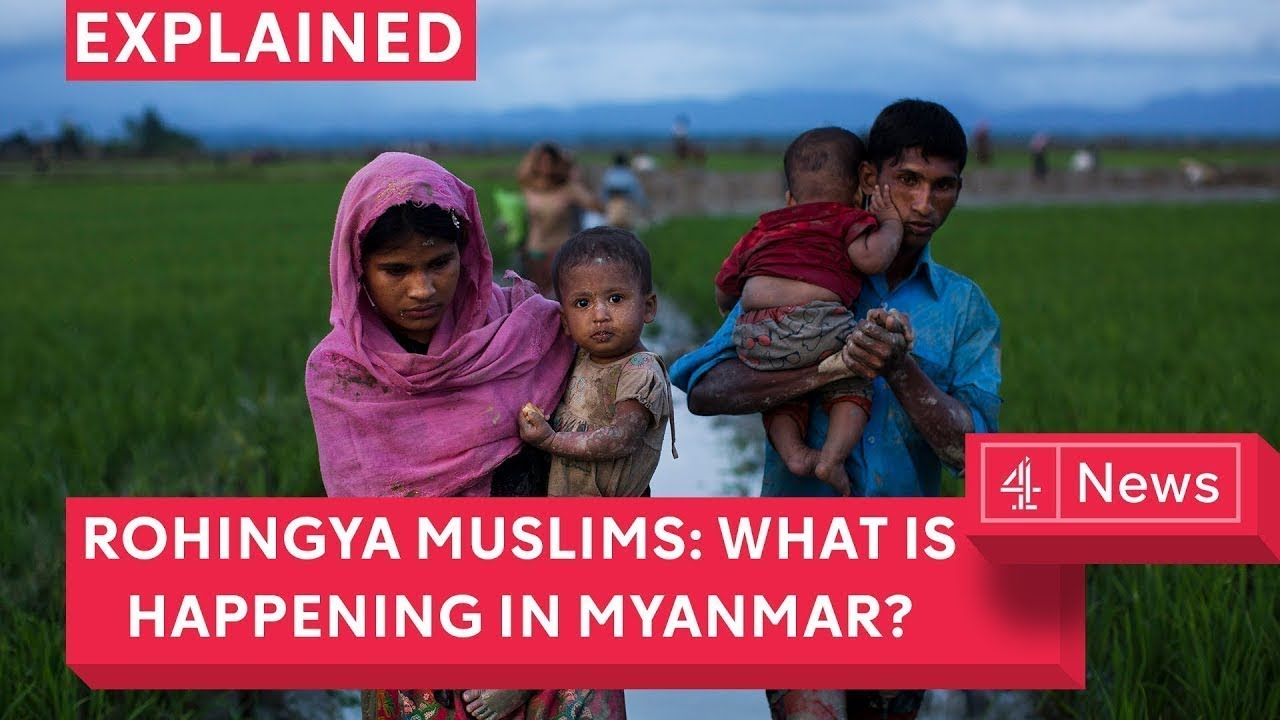 Rohingya Muslims: what is happening in Myanmar?