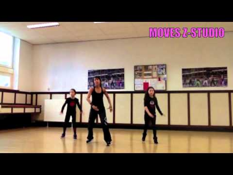 Here's our latest routine. With Big Starz: Sarina & Waiona and Teenage Rock Starz: Esra Aylin & Matize. Enjoy and share the Z-love! � Team MOVES Z-studio Ebb...