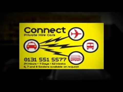 Edinburgh Taxis Connect Private Hire