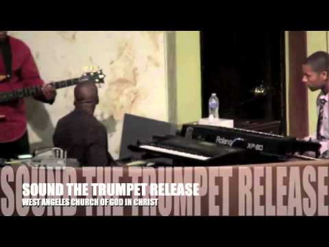 SOUND THE TRUMPET  PREMIERE- VENICE BEACHWESTANGELES CHURCH-...