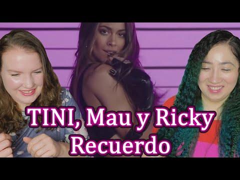 First Impression of TINI, Mau y Ricky - Recuerdo | Eonni88