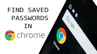 REVEALED !!! How to find and see saved passwords in google chrome and on firefox