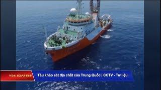 Truyền hình VOA 17/8/19: Việt Nam phản đối vụ tàu Hải Dương 8 trở lại Bãi Tư Chính