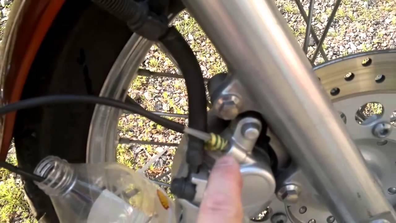 Yamaha Virago  Brake Fluid