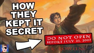 How Harry Potter and the Deathly Hallows Was Kept Secret | Harry Potter History
