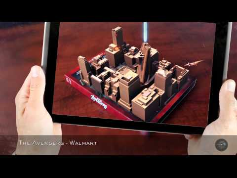 Augmented Reality Demo