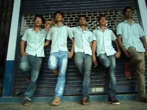 Manasinnu marayilla Short video song done by mala st.antonys...