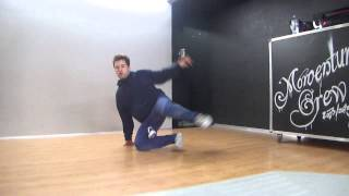 BBOY BRUCE ALMIGHTY 2015 : shoe trick (new)