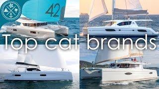 Top 12 catamaran brands - a quick guide for beginners