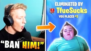 7 Times Fortnite Streamers Got Stream Sniped!