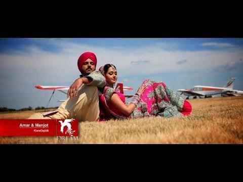 Dream Productions Presents: Amar & Manjots Same Day Edit SDE