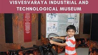 Vishweshwaraiah Science museum Bangalore