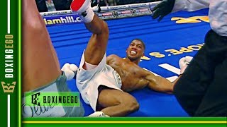 *LIVE EGO* REASON WHY DEONTAY WILDER SHOULD NOT GO TO ANTHONY JOSHUA'S FIGHT VS. RUIZ