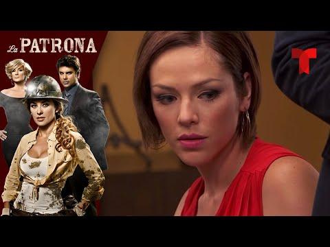 La Patrona | Cap ítulo 4 | Telemundo Novelas