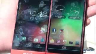 Dual-Screen Android_ NEC Medias W Smartphone Hands-On