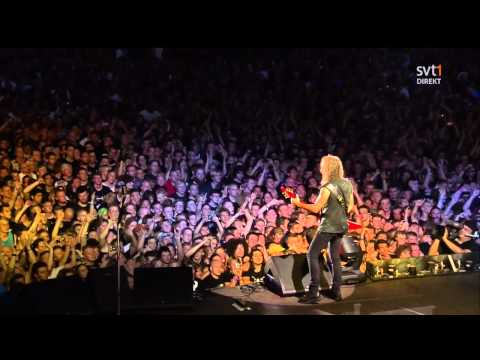 Metallica - The Big 4 - Metallica - The Call Of Ktulu Live In Gothenburg Sweden July 3 2011 HD