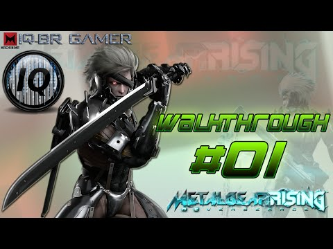 Metal Gear Rising - Walkthrough #01