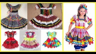 colourful frocks=kids cotton frock design=summer frock for baby girl