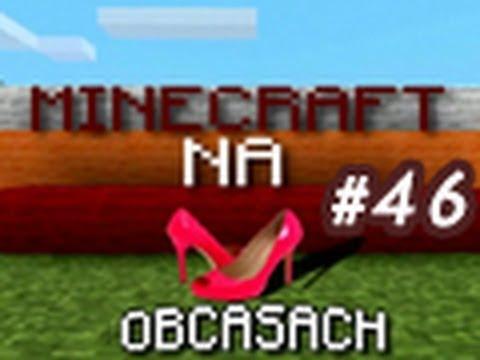 Minecraft na obcasach #46 - Efektywna kopalnia, dwie światynie i dwie wioski