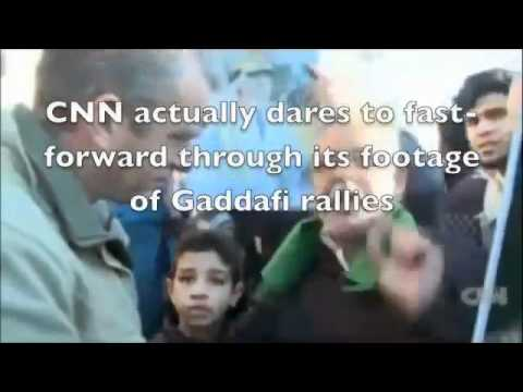 How media manipulates our minds about Libya!