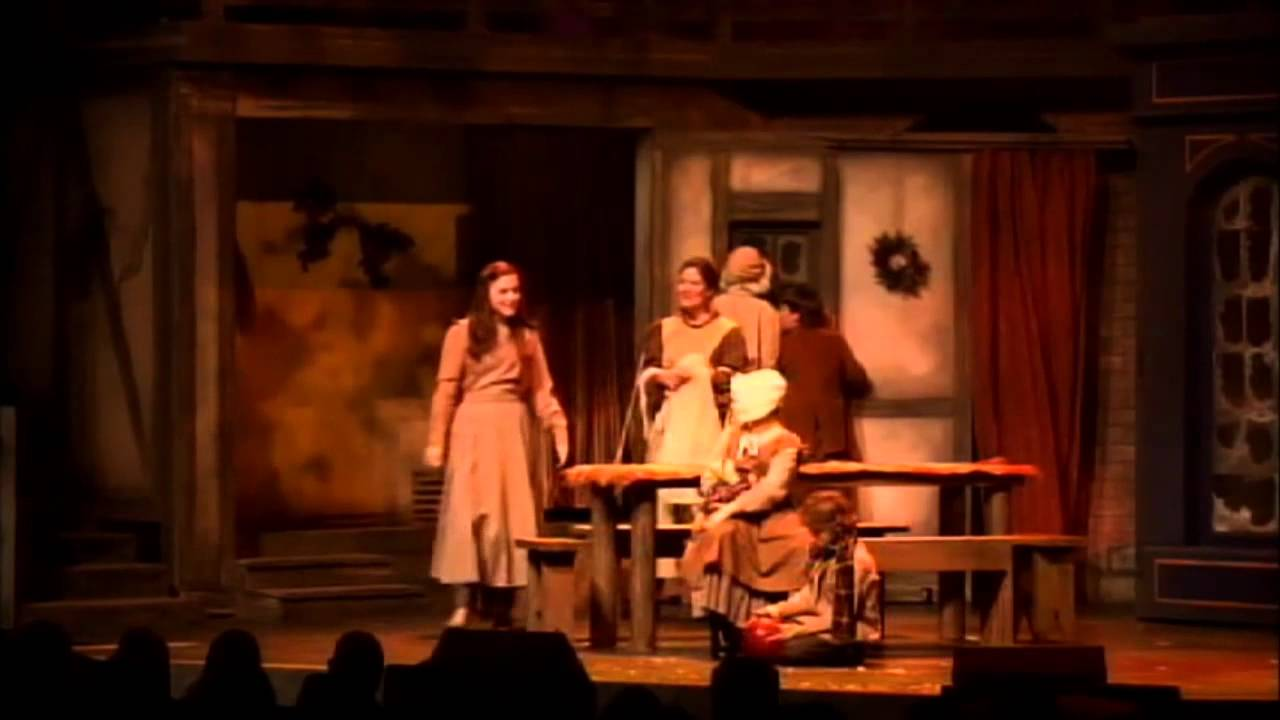 A Christmas Carol - A New Musical - Complete Show - YouTube
