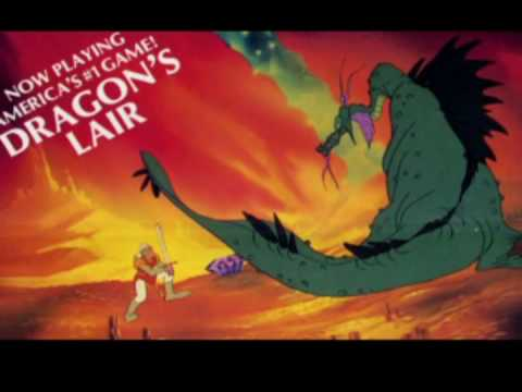 Coin-Op Classics: Dragon's Lair