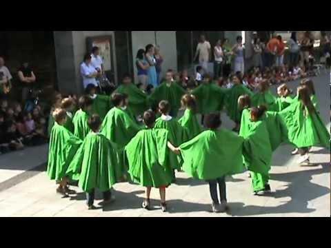 Dances Primària 1r - Escola Fort Pienc 2012