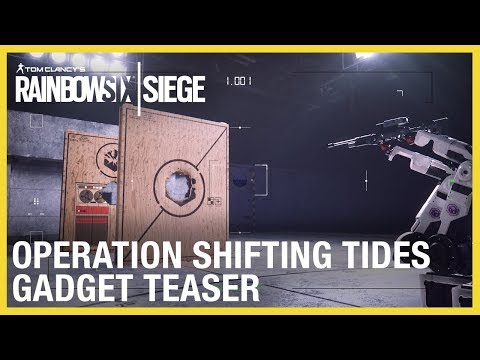 Rainbow Six Siege: Operation Shifting Tides – New Operator Gadgets Teaser | Ubisoft [NA]
