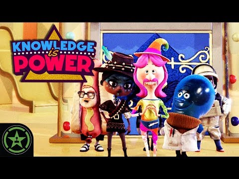 Let's Play - Knowledge is Power