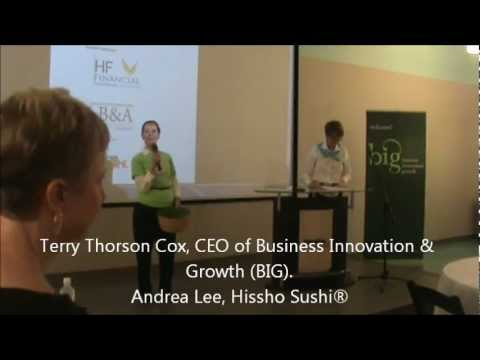 ... Creation in Privately Held Businesses Conference (2/16/12) Sample Clips