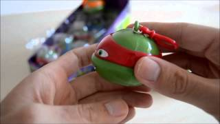 Tortugas Ninja - Huevos sopresa // Ninja Turtles - Surprise eggs