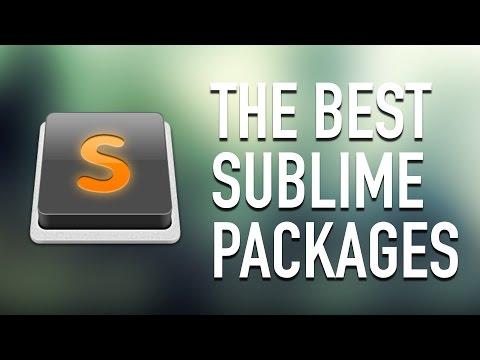Download  Sublime Text 3 Setup - Most Important Packages Gratis, download lagu terbaru