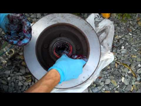 Packing a Wheel Bearing