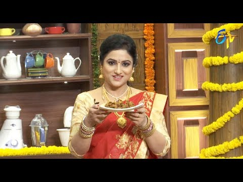 Telugu Ruchi | 11th October 2018 | Full Episode | ETV Telugu