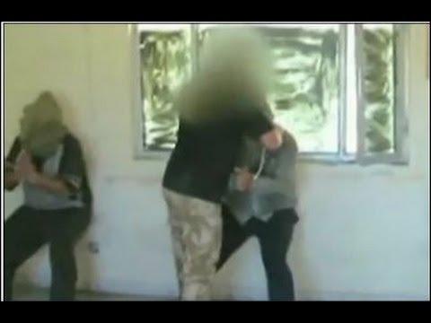 Grausamste  Kriegsverbrechen  britischer Soldaten im Irak